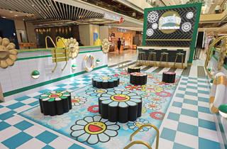 New Town Plaza Perrier x Murakami