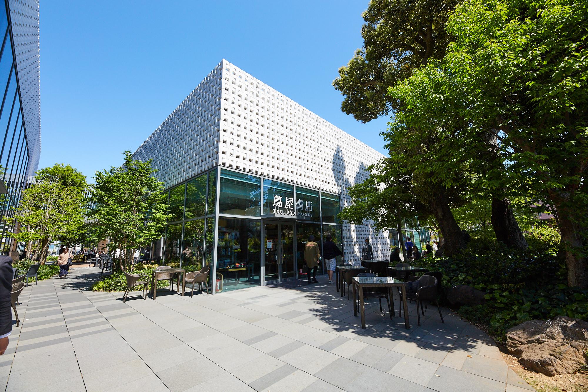 Daikanyama T-Site Tsutaya