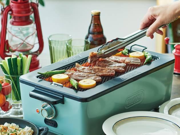 Toffy smokeless yakiniku grill
