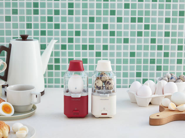 Recolte individual egg steamer