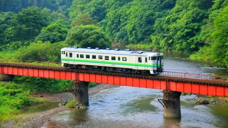 Hokkaido JR
