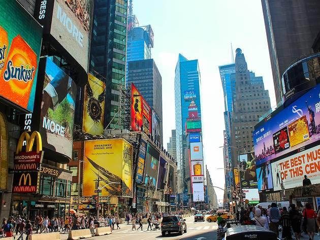 ニューヨークのブロードウェイが9月14日から完全再開