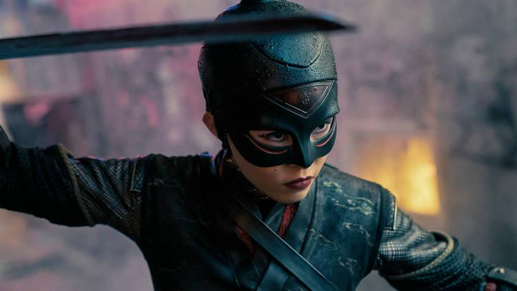 Televisão, Séries, Super-heróis, Aventura, Drama, O Legado de Jupiter (2021)