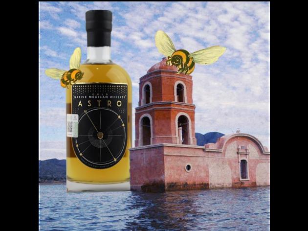 Whiskey Astro Native Dorado