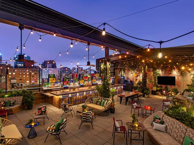 Photograph: Courtesy The Moxy East Village