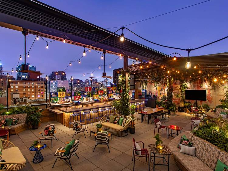 These are NYC's newest rooftop restaurants and bars