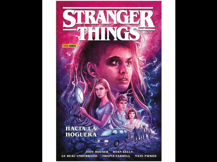Stranger Things- Hacia la hoguera