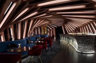 Curious Bar W Hotel Melbourne