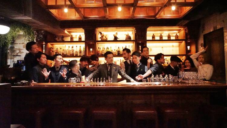The SG Club, The Best Bar in Japan, sponsored by Nikka Whisky,The SG Club, The Best Bar in Japan, sponsored by Nikka Whisky