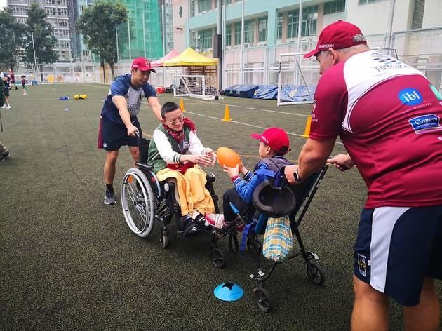 HandsOn Hong Kong Serve-a-thon