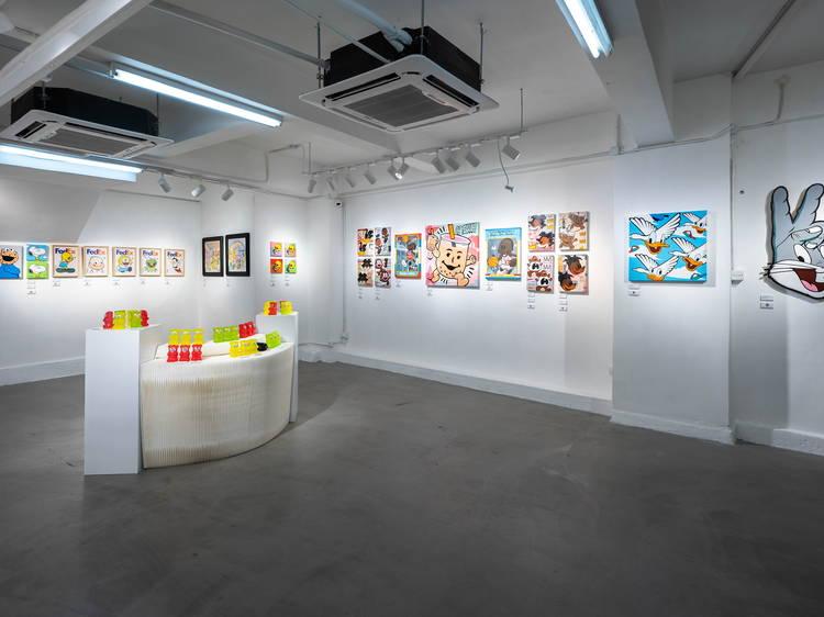 13a New Street Art Gallery