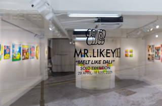 13a New Street Art Gallery/Mr.Likey