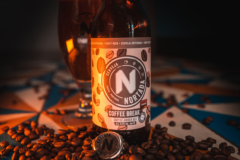 Coffee-Break: a nova cerveja artesanal da Nortada