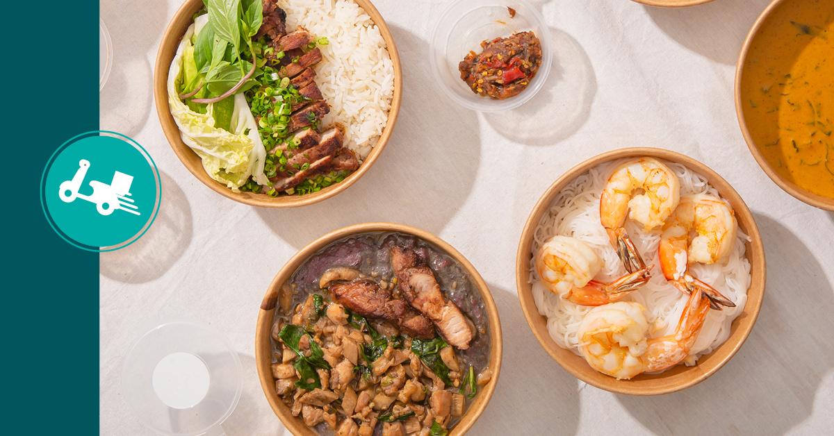 รีวิวมื้อเดลิเวอรี่จาก TAAN to GO เมนูส่งถึงบ้านจากห้องอาหารไทยไฟน์ไดนิ่ง