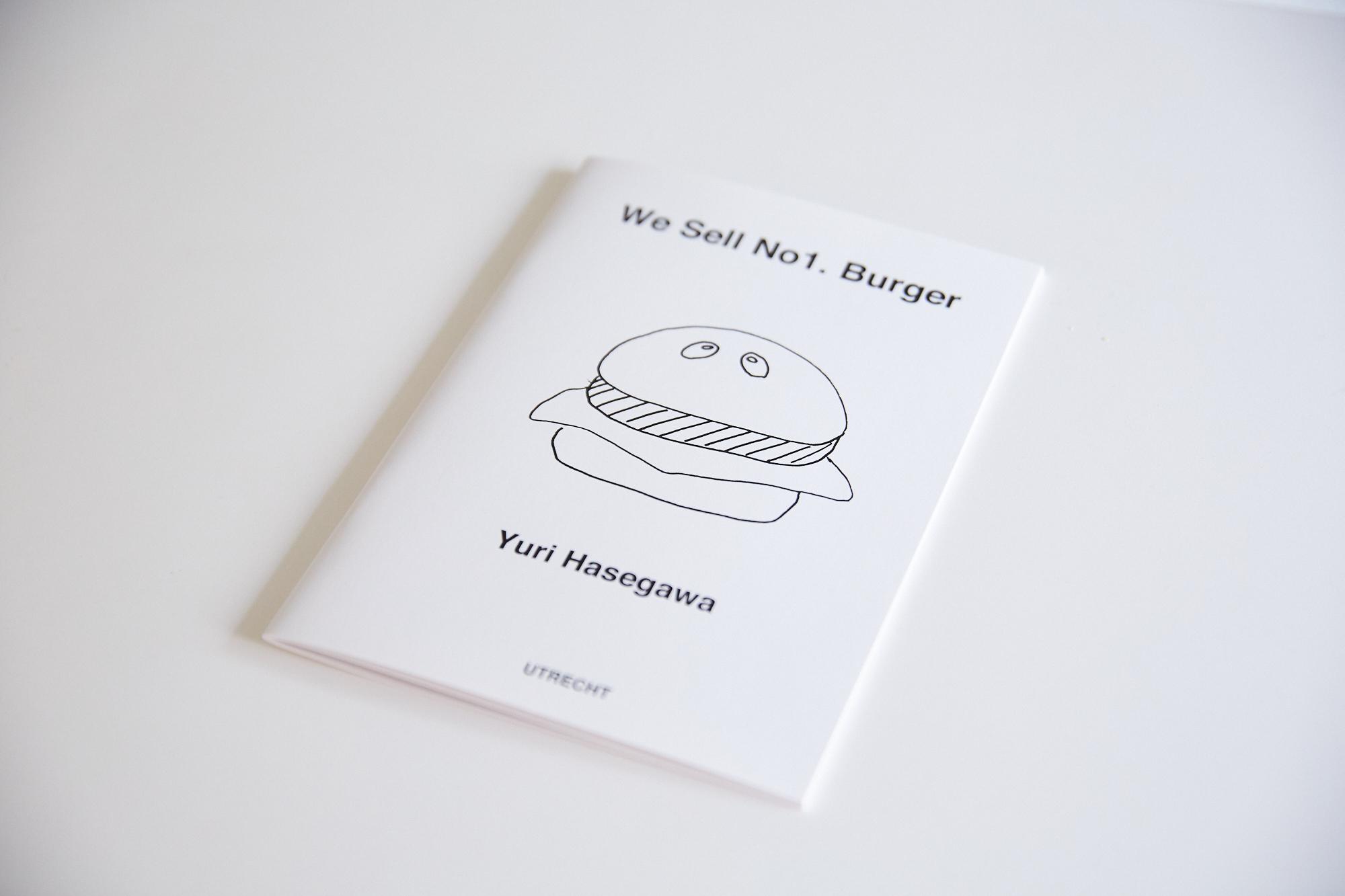『We Sell No1. Burger』