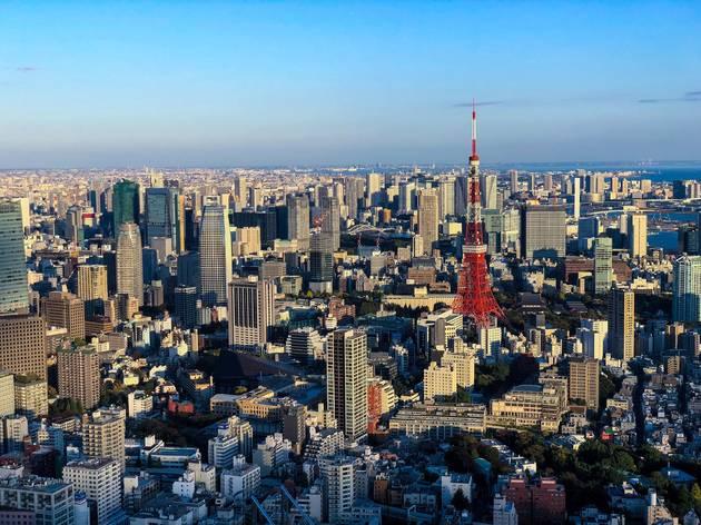 Tokyo day
