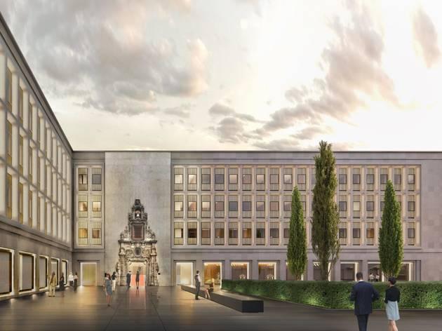 El nuevo hotel de lujo con sky bar y terraza en la azotea que abrirá en 2021