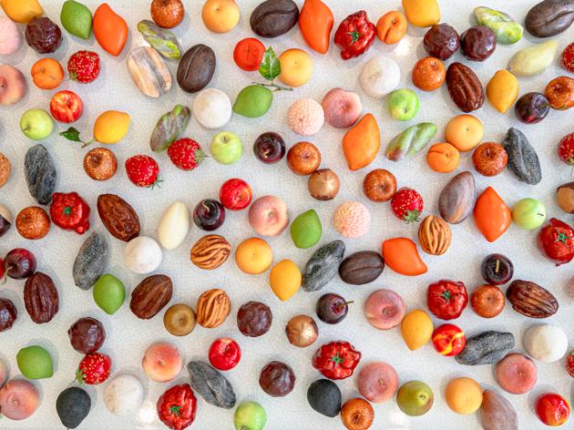 Cédric Grolet réédite ses 32 pâtisserie-fruits pendant 3 jours seulement