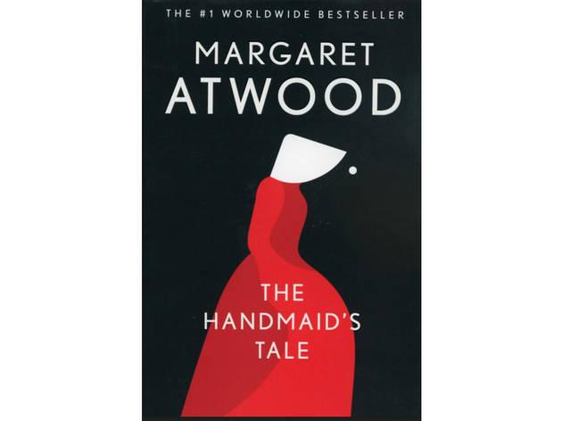 Foto de portada en inglés del libro The Handmaid's Tale