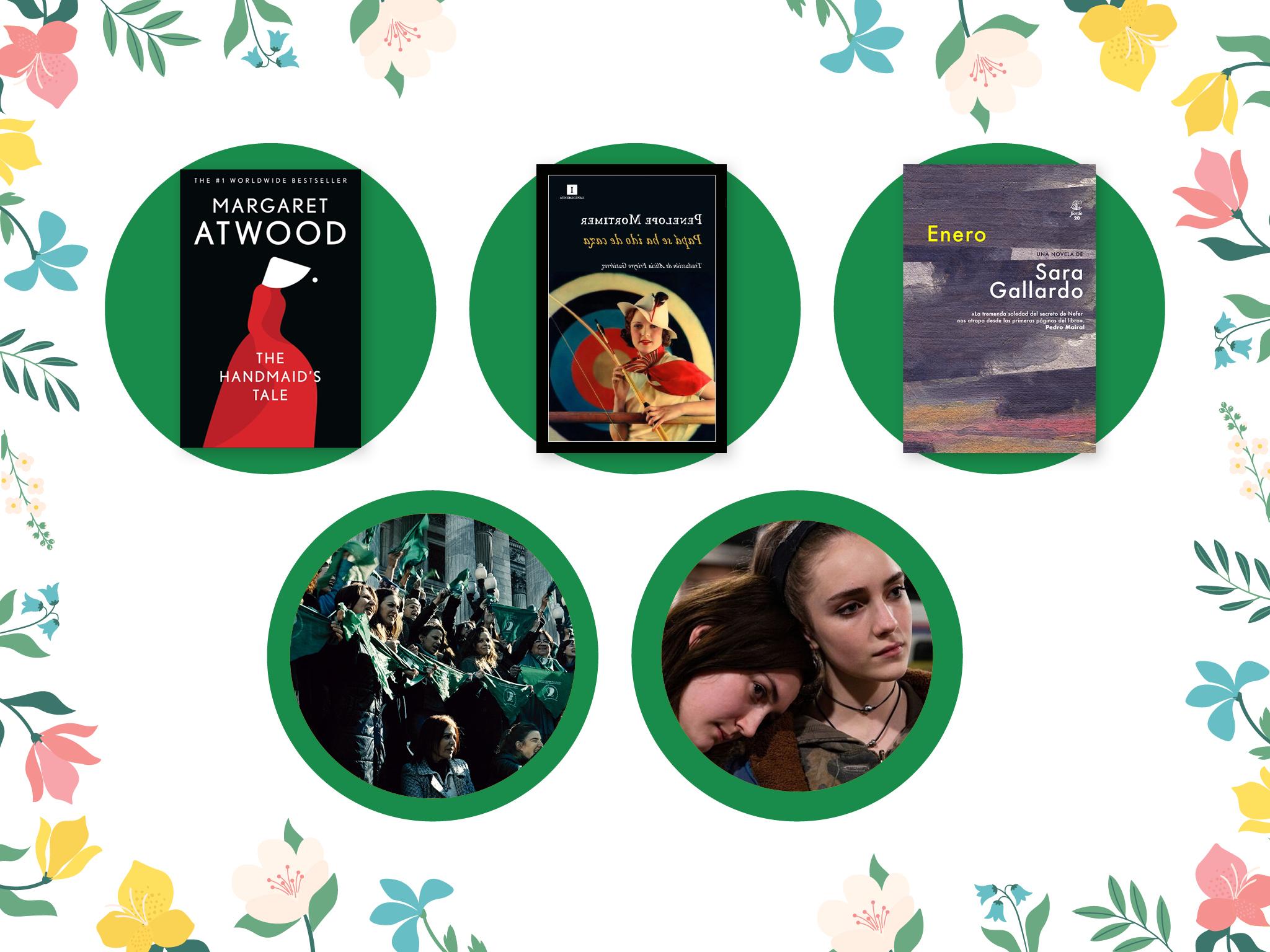 Libros y películas para sensibilizar sobre el aborto