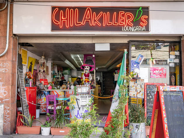 Chilakillers Revolución