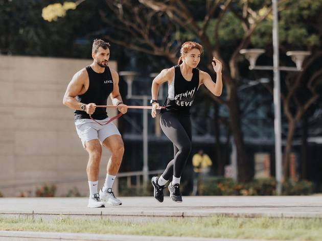Gyms and studios offering outdoor classes in Singapore