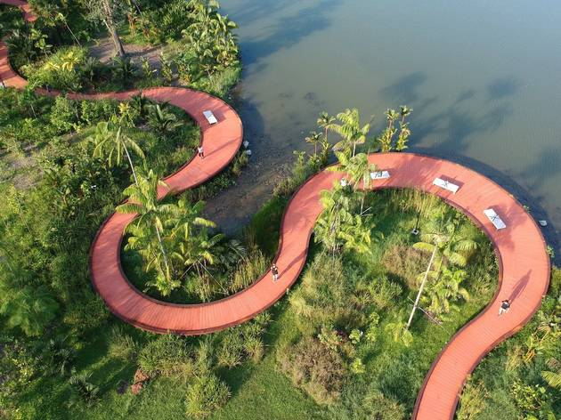 The ultimate guide to Jurong Lake Gardens