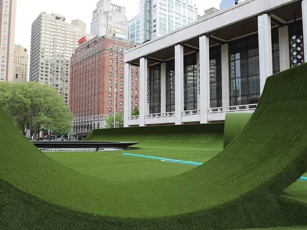 Lincoln Center The Green