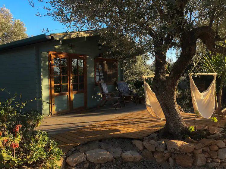 Íntima cabaña en Tivenys, Tarragona