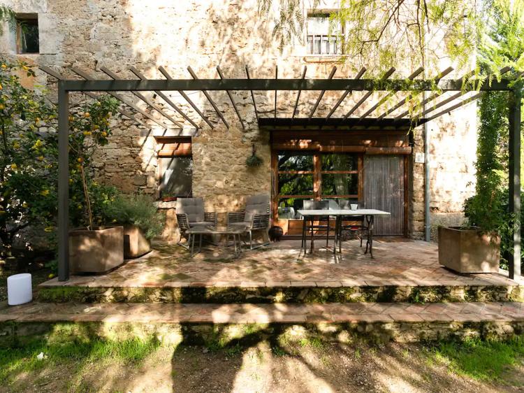 Moderna y rural en el Pla de l'Estany