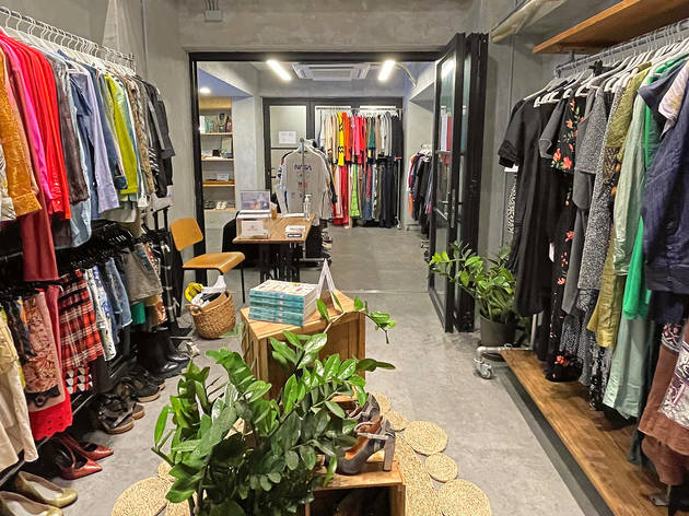 Redress opens first permanent secondhand clothing store in Sham Shui Po