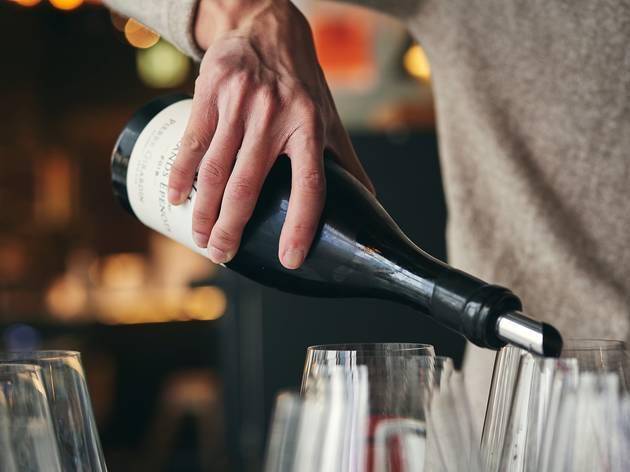 The Fine Wine Experience (K11 Musea)