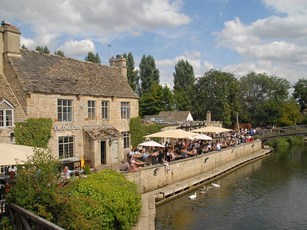 12 very beautiful UK beer gardens for pints with views