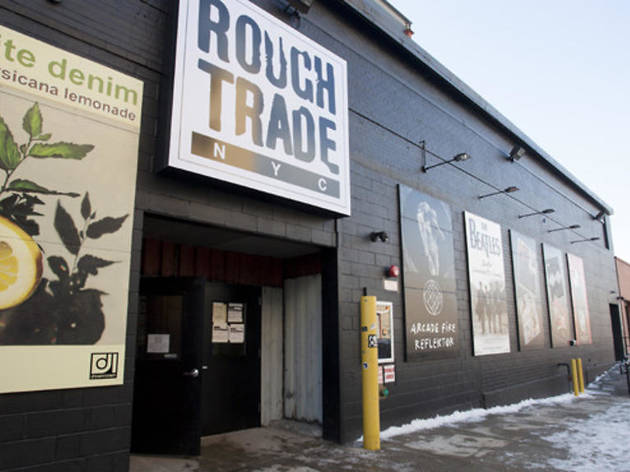 Rough Trade NYC is moving from Williamsburg to midtown Manhattan