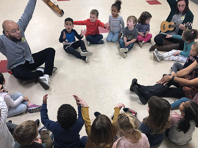 Story Time With Boston Music Project