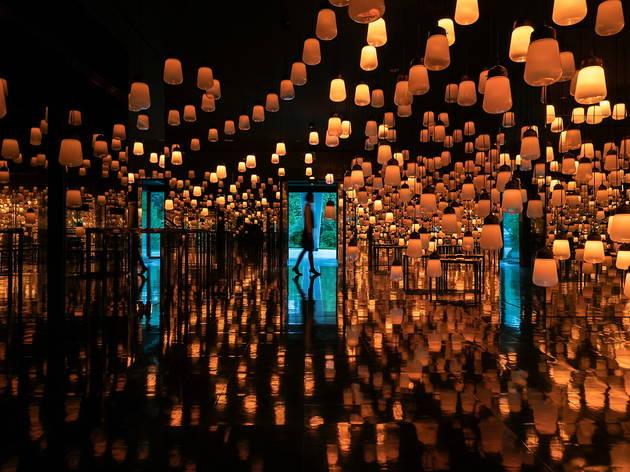 8 best art hotels in Japan