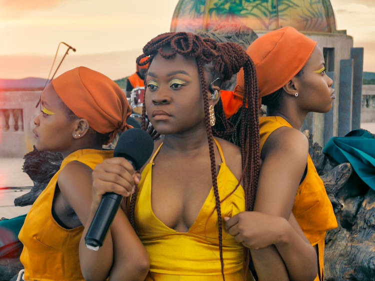 Sampa the Great: An Afro Future