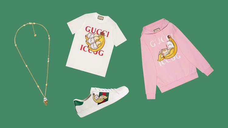 Bananya Gucci