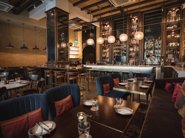 The most romantic restaurants in Singapore