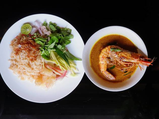 Samrub Samrub Thai now offers northern- and southern-inspired takeout dishes