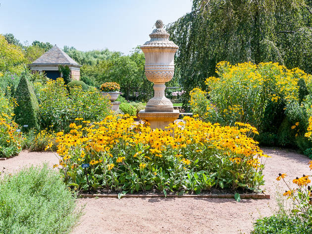 The 12 most beautiful gardens in Chicago