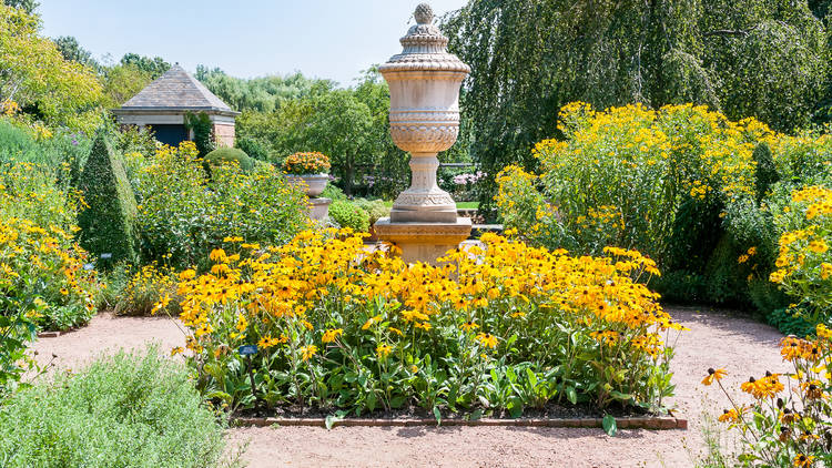 The Chicago Botanic Garden