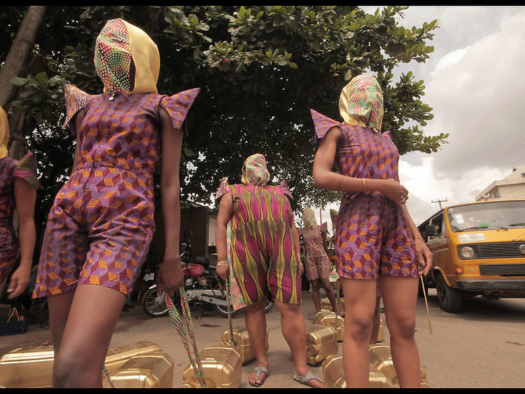 The Power of My Hands. Afrique(s) : artistes femmes