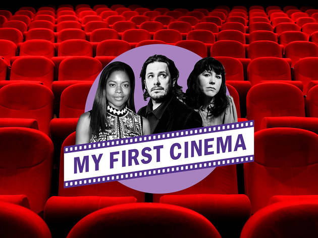Filmmakers and actors share their first moviegoing memories