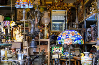 Bazar de antigüedades