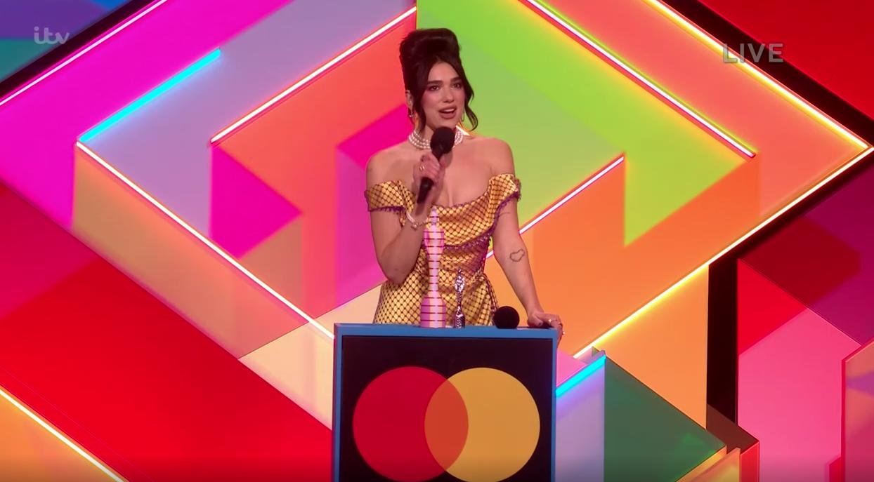 Brit Awards 2021: all tonight's winners