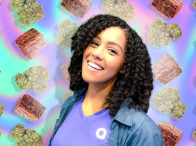 Shanel Lindsay of Ardent Cannabis