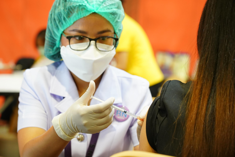 Central Pattana/Central Ladprao vaccine