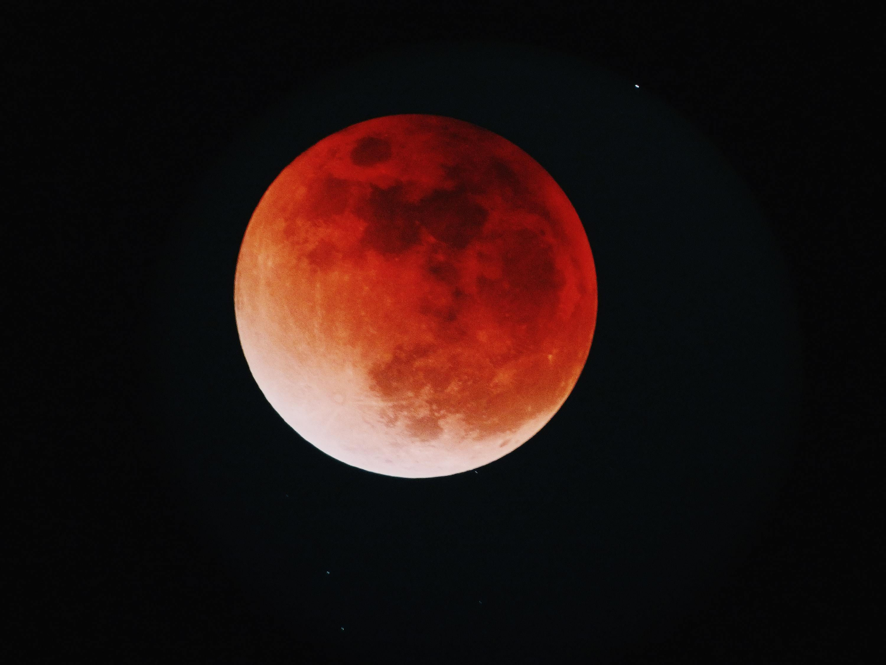 A total lunar eclipse is happening over Melbourne this May