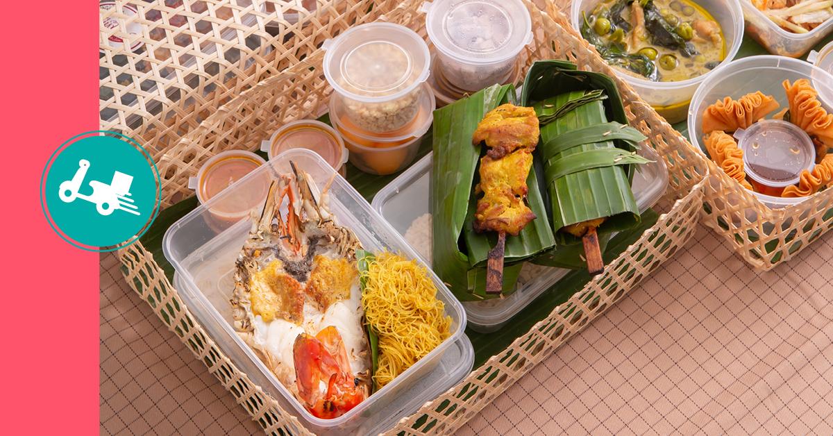 สำรับจากรสมือแม่ 'เสน่ห์จันทน์ เดลิเวอรี่' ชุดอาหารไทยครบเครื่องทั้งคาวหวานส่งถึงบ้าน